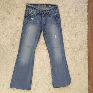 BKE Jeans - BKE Fulton - Men's Bootcut Jeans (28)